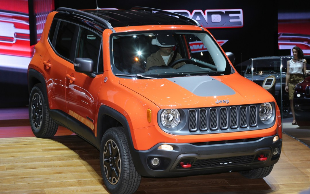 2015 Jeep Renegade: A Real Cute Brute – Car and Driver