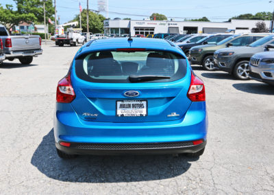 2014 Ford Focus SE Hatchback Blue 7542 IMG_0781
