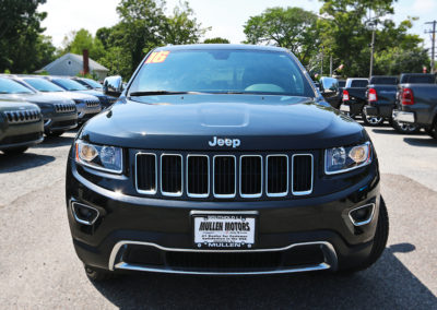 2016 Jeep Grand Cherokee Limited Balck 7544 IMG_0824