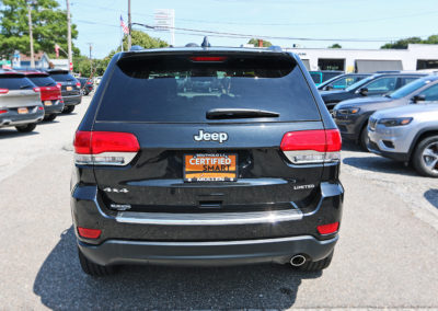 2016 Jeep Grand Cherokee Limited Balck 7544 IMG_0827