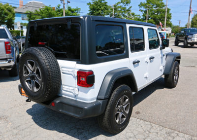 2018 Jeep Wrangler JL Unlimited White 7448 IMG_0837