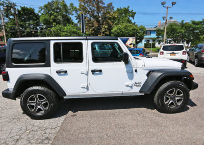 2018 Jeep Wrangler JL Unlimited White 7448 IMG_0838