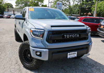 2018 Toyota Tundra Double Cab Limited