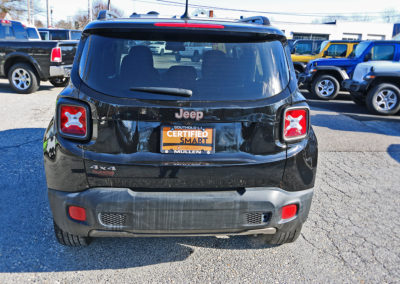2016 Jeep Renegade 75th anniv Black 7622 IMG_3315
