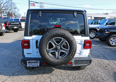 2018 Jeep Wrangle 4dr Sport White 7506 IMG_3349