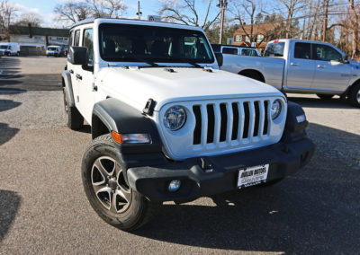 2018 Jeep Wrangler 4-Door Sport
