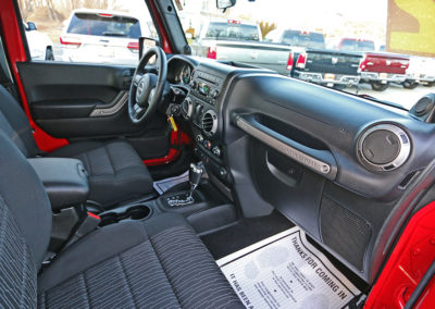2012 Jeep Wrangler Sport 2dr Red 7669 IMG_3479