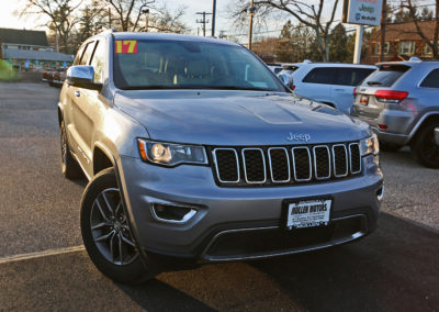 2017 Grand Cherokee Limited